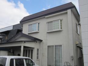 屋根外壁塗装_20140724施工前