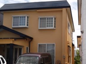 屋根外壁塗装事例_20140724_施工後